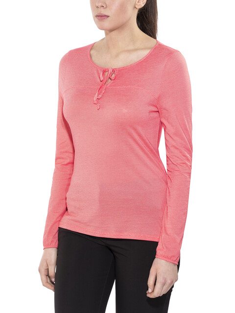 The North Face Dayspring - Camiseta de manga larga Mujer - rosa